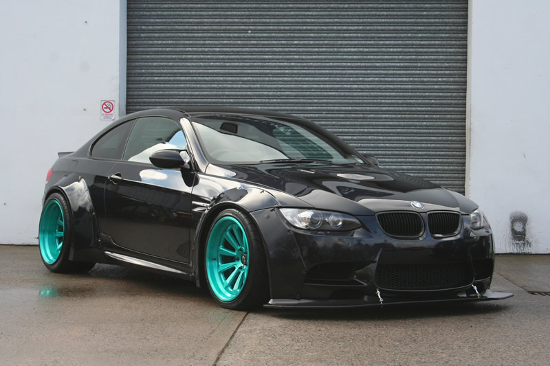 M3 Top Gear Car